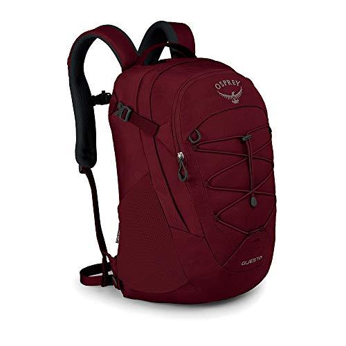 Osprey Questa 26 Rucksack für Arbeit, Schule und Freizeit, für Frauen - Red Herring O/S