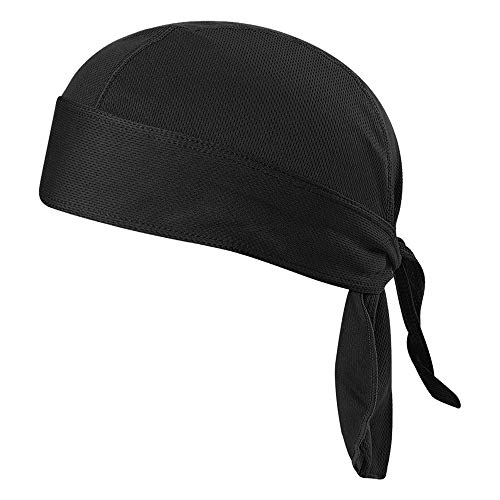 Lixada Cappello Ciclismo Traspirante Asciugatura Veloce Sottocasco Estivo Fascia per Capelli per Ciclismo Motociclo Escursionismo