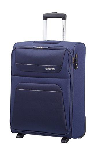 American Tourister Valigia, 55 cm, 40.2 litri, Navy Blue