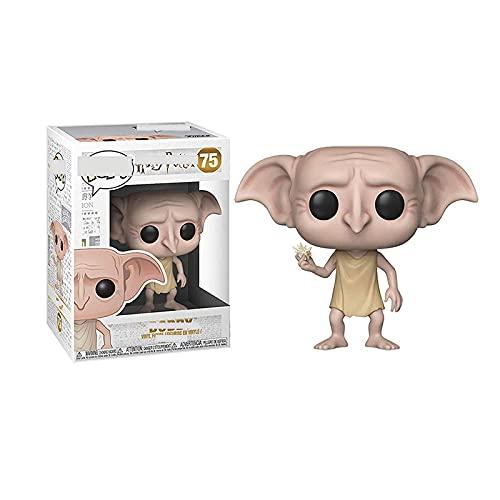 SDFM Pop Figures Harry Potter Dobby #17 Action Figure 10Cm, PVC Collection Model Doll Toy Boy Toys...