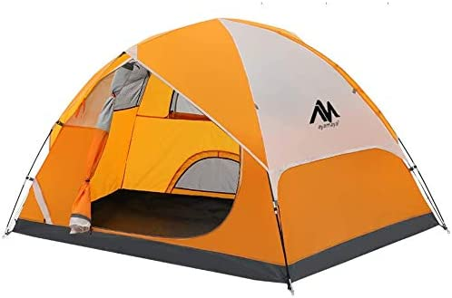 Cheap super special price 2 Person Dome Credence Tents for Eas Lightweight Compact Camping AYAMAYA