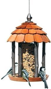 Perky-Pet 50129 Birdscapes Wood Gazebo Feeder