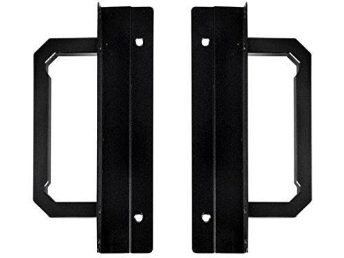 Silverstone Tek Rackmount Ear Kit for HTPC/Desktop Cases RA02B (Black)