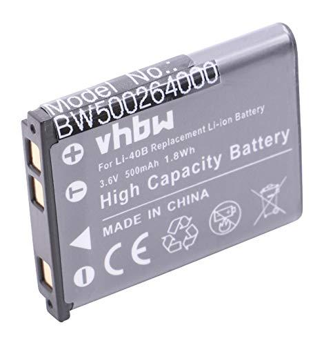 Batería LI-Ion (Ion Litio) para Olympus X960 X 960, Esta batería es Equivalente a Las Originales: LI-40B LI-42B