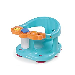 Foppapedretti - 9700030640 Asiento para la bañera naranja y azul