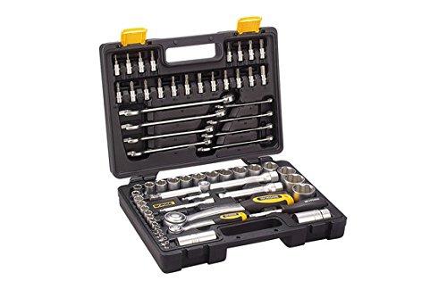 Ironside Werkzeugkoffer Profi 1/4+...