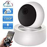 Cloud 2mp Hd 1080p CCTV Wireless WiFi Ip Kamera Home Security Kamera Überwachung Nachtsicht 2 Weg Audio-Monitor Kamera Hinzufügen 64G Karte