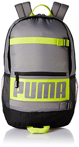 Puma Deck Rucksack 46 cm Steel Gray