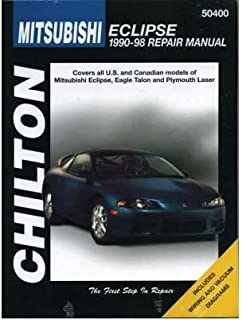 [(Mitsubishi Eclipse 1990-98)] [Author: Chilton Editorial] published on (June, 1998)