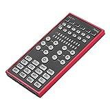 Festnight NC-A1 Mini mixer audio BT Porta TRRS USB da 3,5 mm con effetti sonori per streaming live Registrazione karaoke online su telefono Computer Laptop Tablet