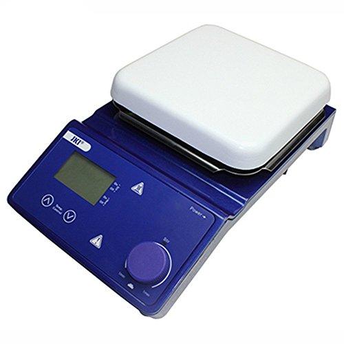 NEWTRY JK-DMS-Pro Digitales Konstanttemperatur, Magnetrührer, Mixer für Labor - 220 V