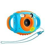 Kids Caméra Enfants Caméra Appareil Photo Numérique pour Enfant avec 1,77 HD...