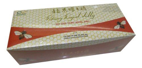 Green Nature PEKING ROYAL JELLY- BEI JING FENG WANG JING- 30 x 10 ml Trinkampullen - Kur
