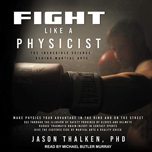 Fight Like a Physicist audiobook cover art