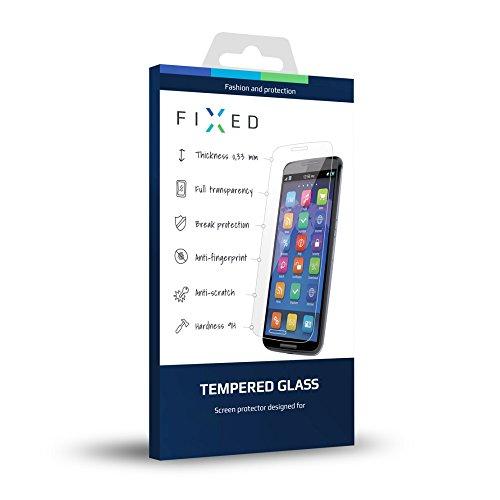 FIXED FIXG-020-033 9H Protector de Pantalla Cristal Templado para Samsung Galaxy Trend/Trend Plus (0.33mm)
