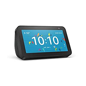 "Better together - Save when you buy Echo Show 5 with 3 months of Amazon Kids+ (FreeTime Unlimited). Alexa is happy to help - Manage your day at a glance with the compact 5.5"" smart display. Parents can enable Amazon Kids (FreeTime) in Settings on the..."