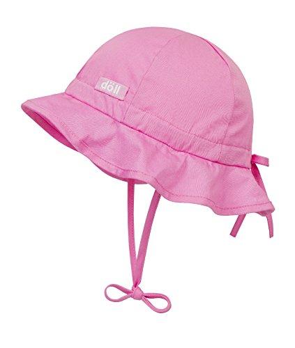 Döll Unisex Sonnenhut zum Binden Hut, Rosa (Fuchsia Pink 2023), (Herstellergröße: 45)