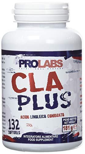 Prolabs Cla Plus - Barattolo da 132 softgel