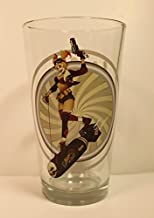 Harley Quinn 1 DC Bombshell Series 'Toon Tumbler 16 Oz. Pint Glass