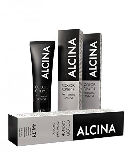 Alcina Professional Color Crème 44.71 mittelbraun Intense/naturel