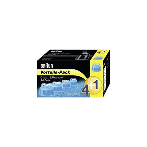 Braun Reinigungskartusche CCR 4 + 1 Clean & Renew