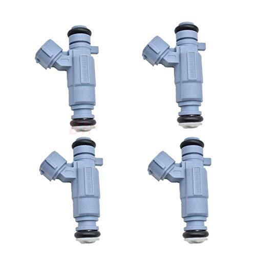 4x Einspritzventile for Hyun-dai San-ta Fe XG350 So-na-ta Kia A-Mann-ti O-pt-ima Sor-ento Sed-ona 2.4L 3.5L 35.310-38.010 9260930003 3531038010