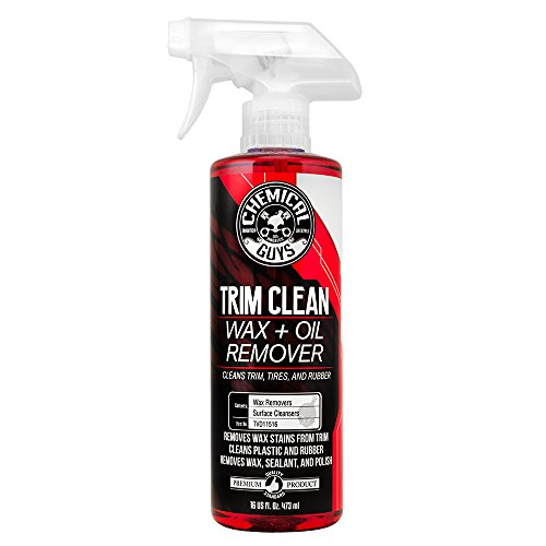 Chemical Guys TVD11516 Trim Clean Wax and Oil Remover for Trim, Tires, and Rubber (16 oz)