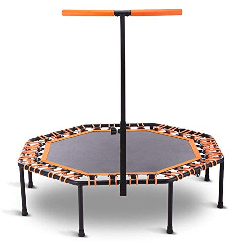 Trampoline Kleine Gym Trampoline for Indoor Fitness Bungee Trampoline Jumping Cardio Trainer Workout Outdoor Trampolines trampoline met overkapping,dljyy