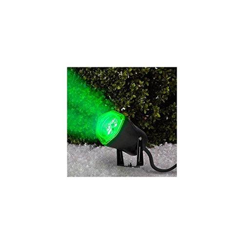 Gemmy Christmas LED Spotlight Green