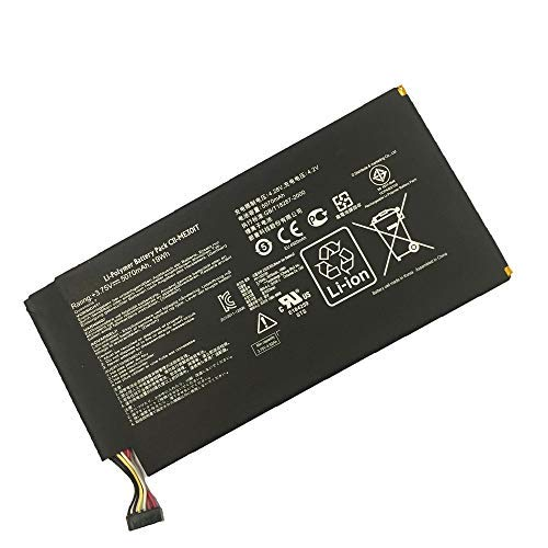 Szhyon 3.75V 19Wh 5070mAh C11-ME301T Laptop Battery Compatible with Asus MeMo Pad...