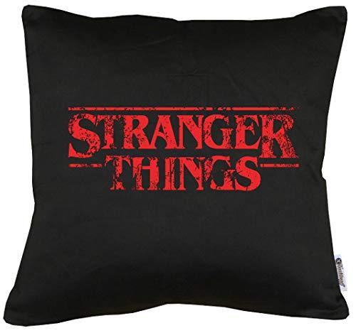 TShirt-People Stranger Logo Things - Cojín con relleno (40