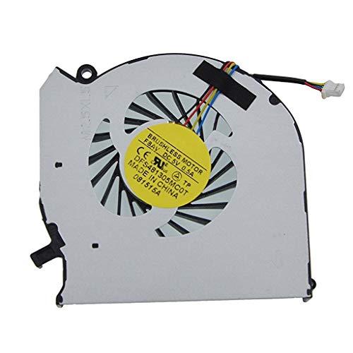 Ellenbogenorthese-LQ Ventilador de CPU Nuevo reemplazo de Ventilador de enfriamiento de CPU para HP Envy DV6-7000 Pavilion DV6-7000 DV7-7000 P/N: 682061-001 Accesorios.