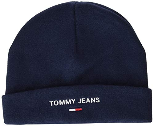 Tommy Jeans Tjm Sport Beanie Cappello, Twilight Navy, OS Uomo