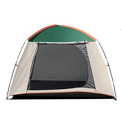 Outdoor Waterproof Tent, Camping Tent, Portable Backpack Tent with Footprints, Double Waterproof Outdoor Tent, Camping Tent200 * 130cm,For Beach Camping Hiking Fishing for Beach Camping Hiking Fishing
