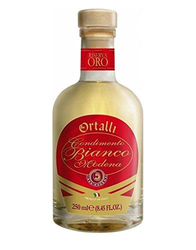 Ortalli Riserva Oro Condimento Bianco Modena 250 ml.
