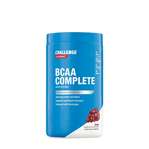 CHALLENGE By GNC BCAA Complete | Amazon