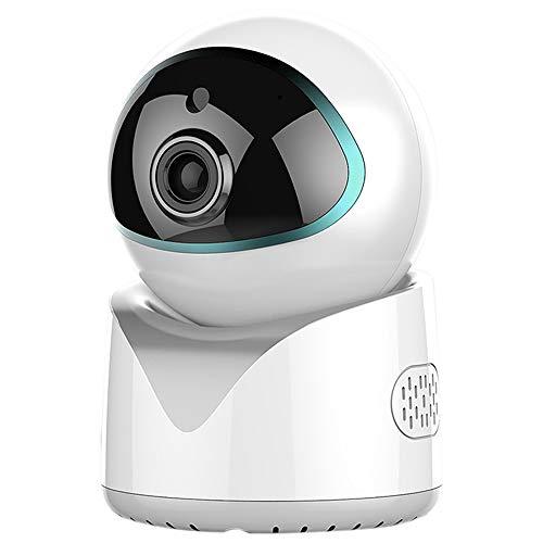 Cobeky Monitor de bebé WiFi cámara de vigilancia interior 1080P HD Monitor, 2 millones de píxeles, soporte máximo 64GB