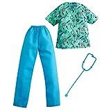 Ken Career Fashion Pack - Enfermera