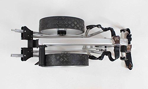 Yorrx® Slim Lion Pro 5 *PLUS* (ALU COOL) Golftrolley/Golfwagen/Golf Cart; AKTION: REGENSCHIRMHALTER GRATIS - 2