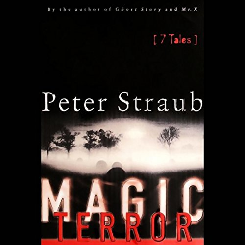 Magic Terror audiobook cover art