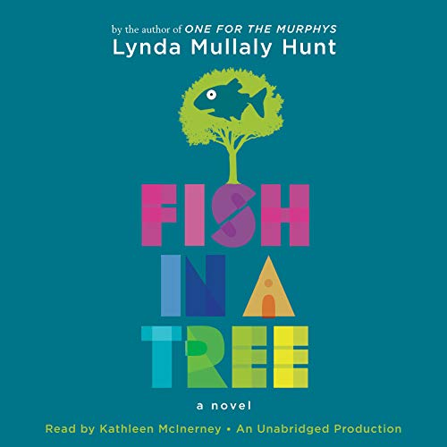 Fish in a Tree audiobook cover art