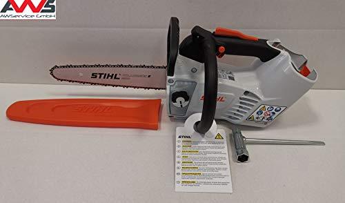 STIHL Akku Motorsäge MSA 161 T - 30cm (ohne Akku & Ladegerät) (12522000067)