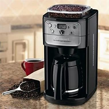 Cuisinart Dcc790PC Fully Automatic Burr Grind & Brew 12 Cup Coffeemaker