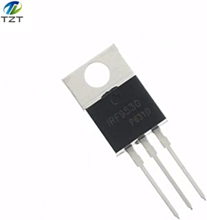 IRF9620 IRF 9620-200V Single P-Channel HEXFET Power MOSFET in a TO-220
