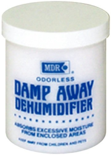 Lowest Price! MDR Damp Away Dehumidifier, 32 Oz