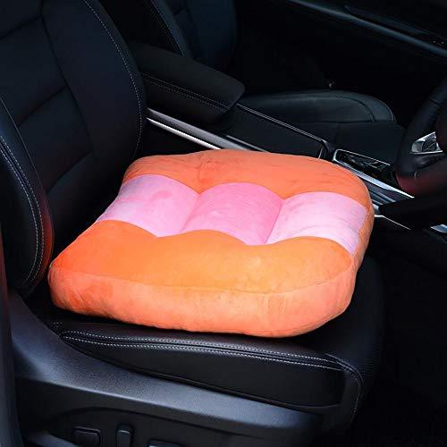 HYYQG sitzkissen Stuhl, Cushion Booster Seat Car Höhenverstellbare Universal Sitzmatte für Home Office Reisen Rollstuhl Druck Schmerzlinderung, S