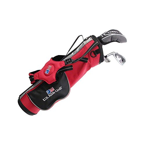 U.S. Kids Golf Ultra Light Starter Set UL 39 RH/per Dimensioni 95 - 103 cm novità