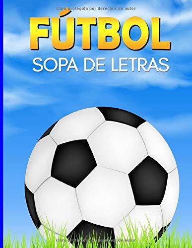 Sopa de letras fútbol: Sopa de letras adultos Letra Grande | Mejores jugadores, jogadores de Europea y del mundo... | Juego de Palabras