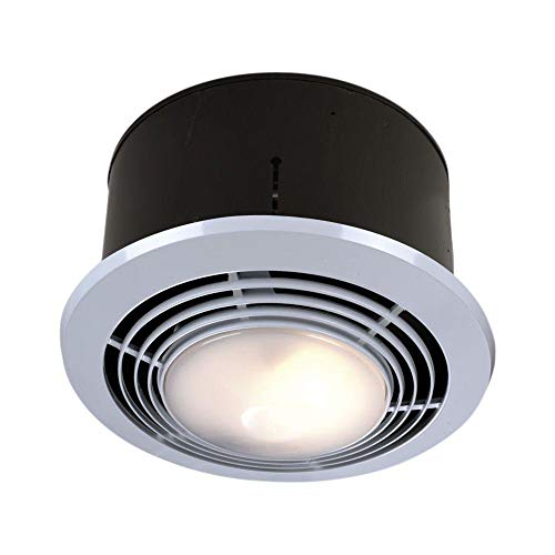 Best Exhaust Fan Reviews With Light And Heater