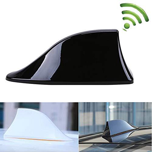 Matedepreso Universal Car Radio Shark Fin Antenna Aerial Shark Fin Radio Signal For Auto SUV Truck Van